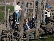 Vleermuisspeurtuin GeoFort weer open voor kinderen