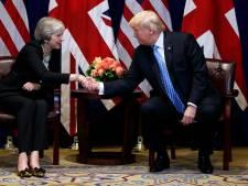 Trump weet precies wat de Britten moeten doen: stap uit overleg met de EU