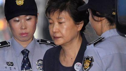 Gewezen Zuid-Koreaanse president Park Geun-hye krijgt 24 jaar cel