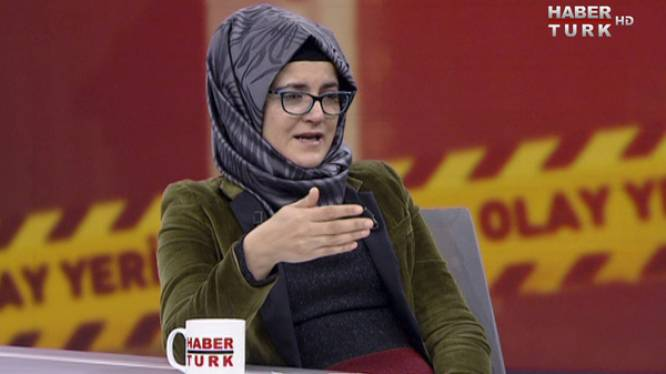 "Vriendin vermoorde journalist Khashoggi ""bijzonder teleurgesteld"" in Trump"