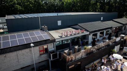 Groene energie voor volleybalclub KVCR WARA Genk: de minister van energie huldigt grote zonne-installatie in
