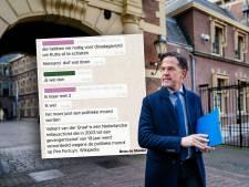 Rutte-bedreiger uit Zutphen riep mogelijk al eerder op tot geweld: 'Goede bom erop en klaar'