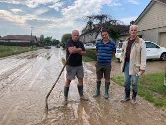 """Meise kan nieuwste regenbui niet meer aan: """"De velden zijn verzadigd, het water staat in de huizen. Dit is een ramp"""""""