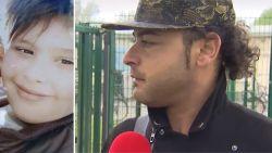 Oom overleden Daniël (9) eist sluiting asielcentrum Broechem