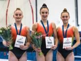 """Twee gymnastes van Varsenaarse turnclub mogen dromen van Spelen: """"We steken veel van elkaar op"""""""