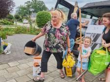 Vrouwen uit Schijndel en Eerde starten hulpactie voor slachtoffers watersnood: 'Je laat die mensen toch niet verrekken'