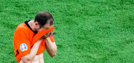 Spelers Oranje prijzen 'emotionele' Blind: 'Hij heeft gestreden voor het team'