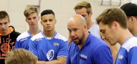 Een Oudenbossche hoofdtrainer in de eredivisie basketbal: aan zijn inzet zal het niet liggen