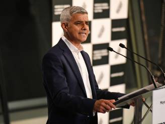 Sadiq Khan met ruime meerderheid herkozen als burgemeester van Londen