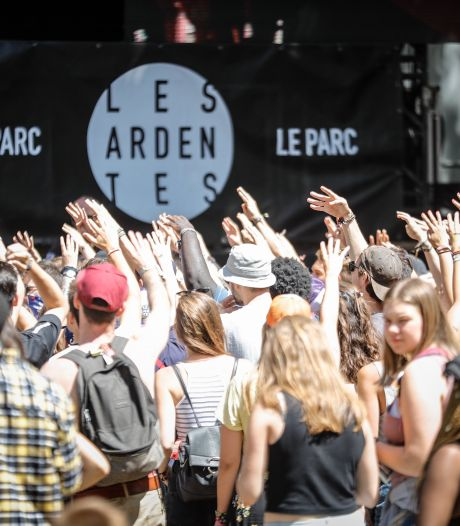 Pas de festival Les Ardentes non plus cet été