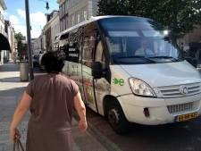 Gratis binnenstadsbusje rijdt waarschijnlijk deze maand weer
