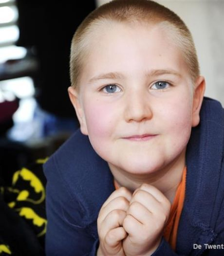 Zieke Rico-Jay (8) uit Haaksbergen en moeder overdonderd na gift BN'er