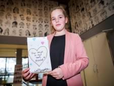Dood van Mitchel (18) inspireert zijn nichtje tot inzamelingsactie