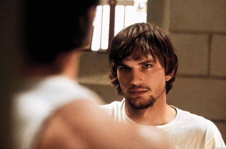 In 'The Butterfly Effect' toont Kutcher  dat hij ook een dramatische rol aankan. Beeld RV