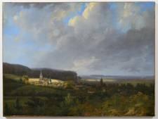 Duits museum krijgt schilderij van Beek ter  nagedachtenis aan Nijmeegse kunsthistoricus