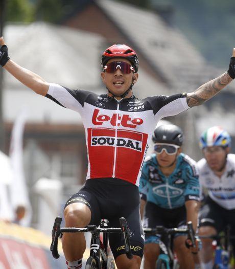 Ewan opnieuw de snelste in Ronde van België, Evenepoel dicht bij eindzege