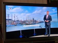 Kamper record met amateurfoto's op tv