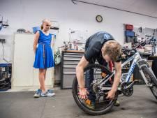 Niet elke fiets van Ome Joop's Tour komt door de keuring