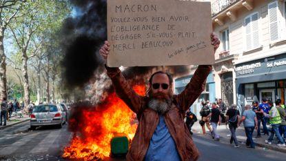 Protest 'gele hesjes' in Parijs: politie zet traangas in bij opstootjes, 126 mensen opgepakt