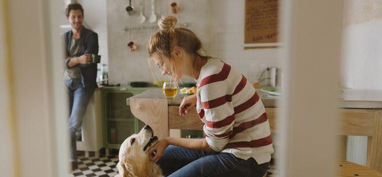 """Roos Schlikker: """"Mijn vriendin was ontroostbaar, wat moest ze zonder haar allerliefste hond?"""""""