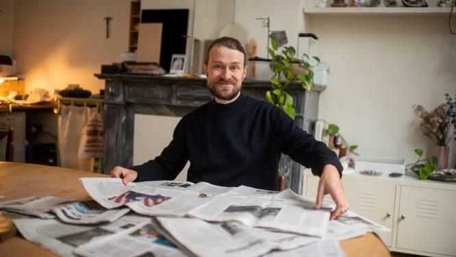 """Theatermaker roept hulp in van Mechelaars: """"Help mij aan krant van elk van de 132 nationaliteiten"""""""