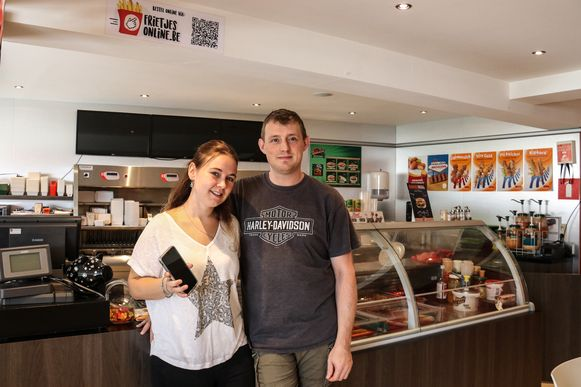 Michelle Brion en Steve Claus bieden vanaf nu online bestellingen aan.