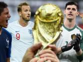 Stel je favoriete WK-elftal samen