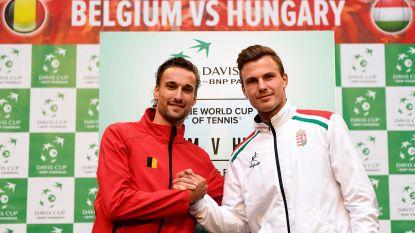"""Bemelmans opent Davis Cup-ontmoeting tegen Hongarije: """"Ik ben en blijf een enkelspeler"""""""