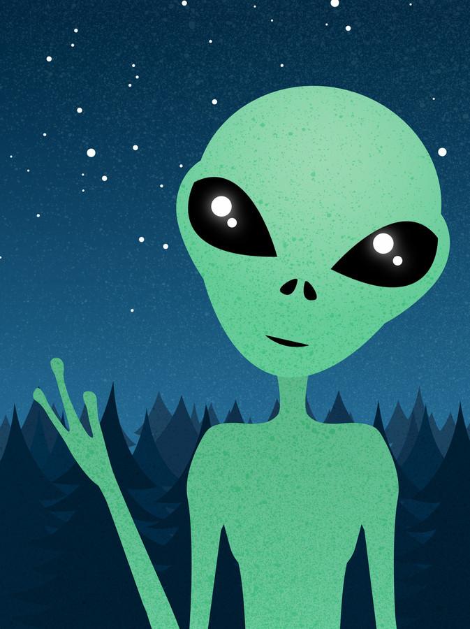 'Er zijn de laatste 60 jaar duizenden ufo-meldingen gedaan: te veel om af te doen als onzin.'