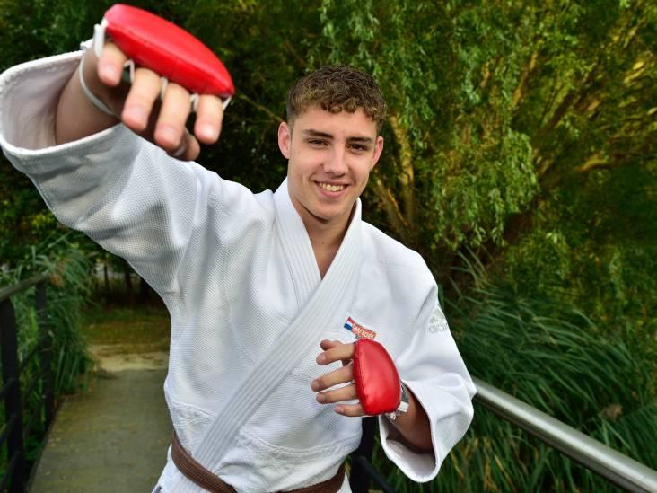 Bij zijn EK-debuut denkt Ruben (17) aan zijn overleden oom Fred: 'Hij voelde als een tweede vaderfiguur'