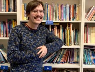"""Meester Hannes uit Deurne is één van de beste Boekenmeesters van 2021: """"Lezen moet plezánt zijn"""""""
