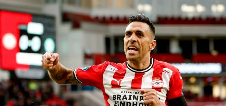 PSV-spits Eran Zahavi maakt zijn seizoen gewoon af en blijft in Nederland