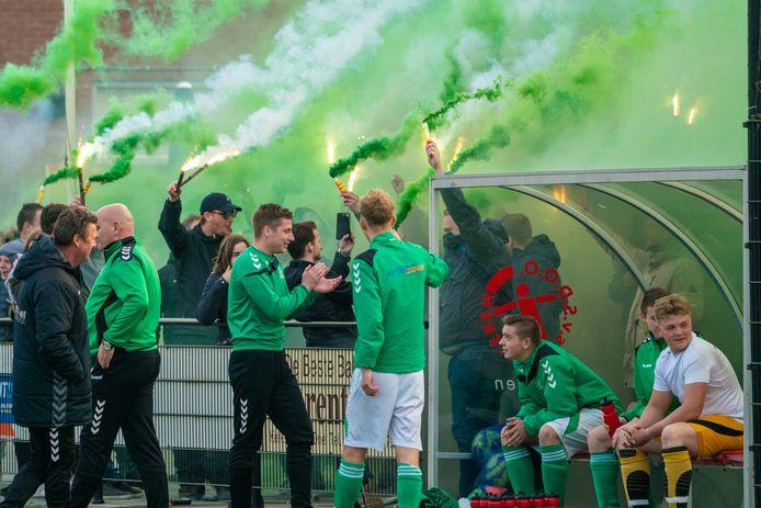 Met een overstap van 'het groene gevaar' SVHA naar het zaterdagvoetbal keert ook de kleurrijke derby met SDOO terug op de voetbalkalender; mits  de clubs in dezelfde competitie worden geplaatst.