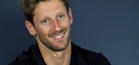 Romain Grosjean de retour en F1 le temps d'un test avec Mercedes