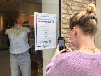 """""""Amper twee klanten per dag"""": winkeliers met handen in het haar door shoppen op afspraak"""