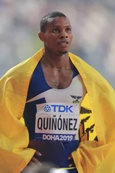 Le sprinteur équatorien Álex Quinonez, troisième des Mondiaux 2019 sur 200m, assassiné par balles à Guayaquil