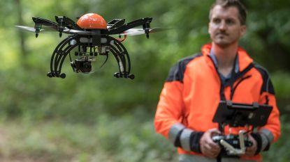 Drones zijn binnen twee jaar goed voor 1000 extra jobs in ons land
