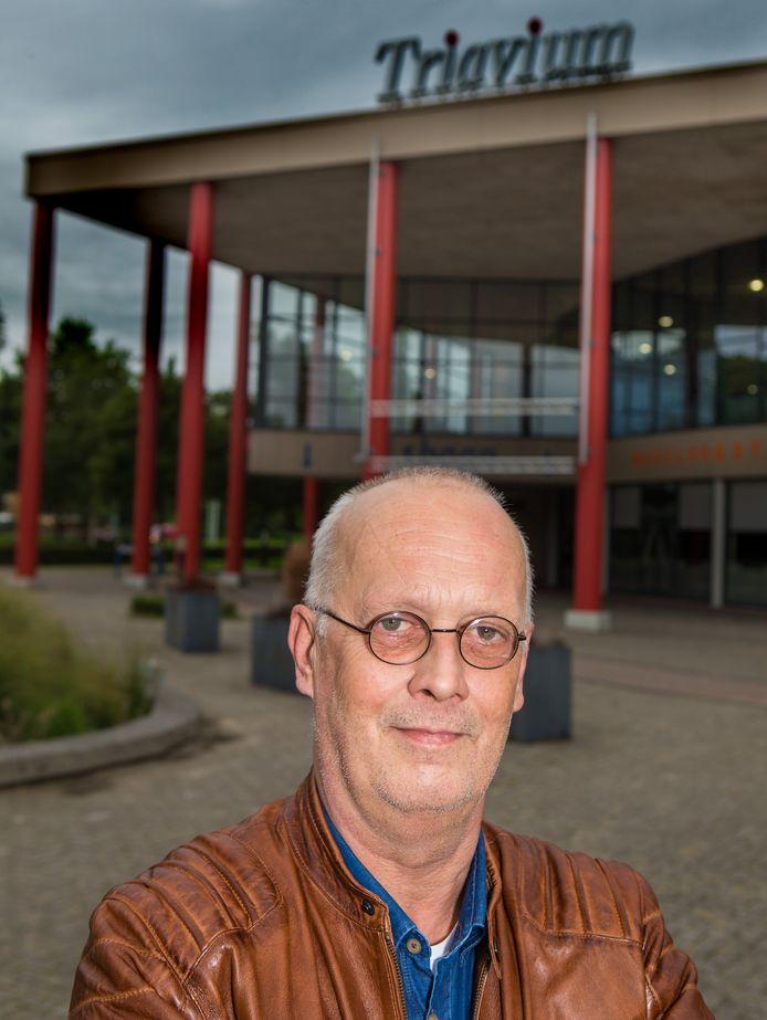 Voorzitter Joost Vullers van Nijmegen Devils Joost Vullers De Gelderlander DG SPORT NIJMEGEN