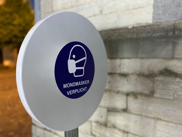 Vanaf maandag zullen we deze bordjes niet meer zien in het Mechelse stadscentrum.