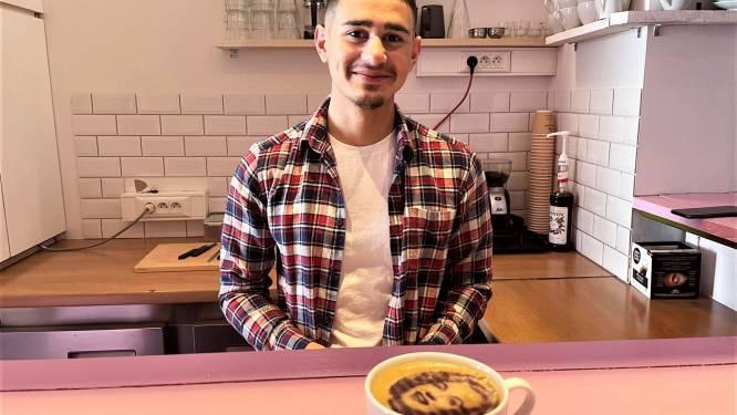 RESTOTIP. Je eigen gezicht op een cappuccino? Het kan bij eetzaak Emms in Genk