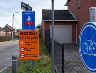 In één klap vijf fietsstraten erbij in Sint-Job