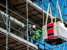 Bouw van 75.000 nieuwe huizen gaat ook komende twee jaar niet lukken
