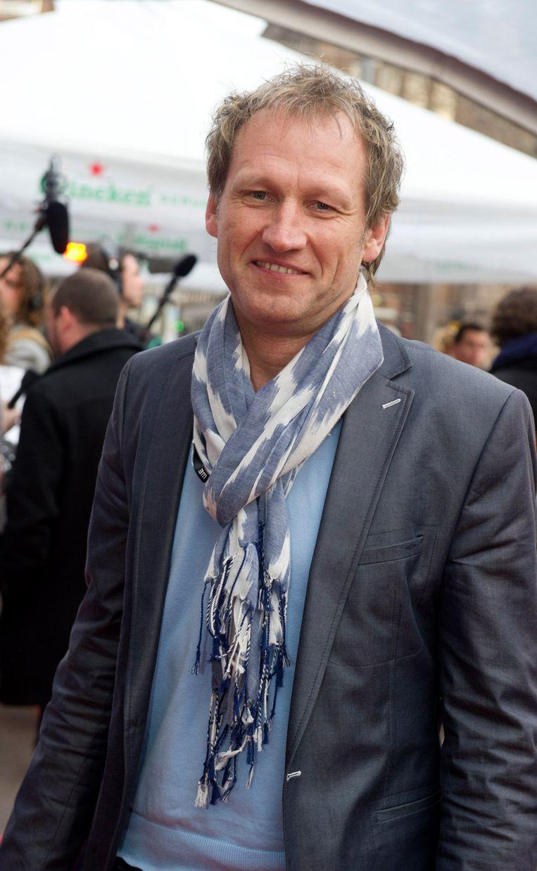 Steven de Jong Beeld