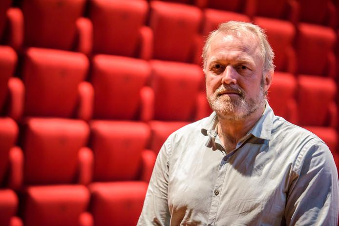 Frans Verouden, bestuursvoorzitter van theater/gemeenschapshuis De Enck in Oirschot.