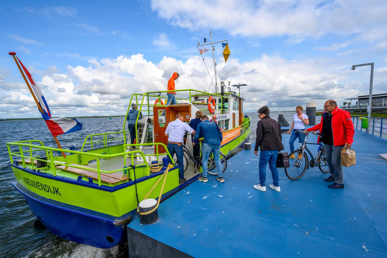 De Haringvliet Expeditie zal dit seizoen niet in Willemstad stoppen.