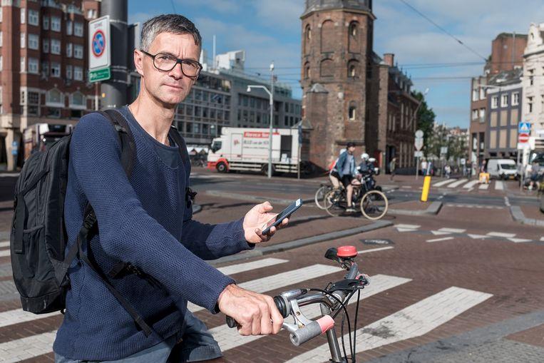 Pim van Oppenraaij Beeld Jakob Van Vliet