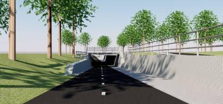 Zeist pakt de kruising bij de Utrechtseweg flink aan, er komt zelfs een fietstunnel