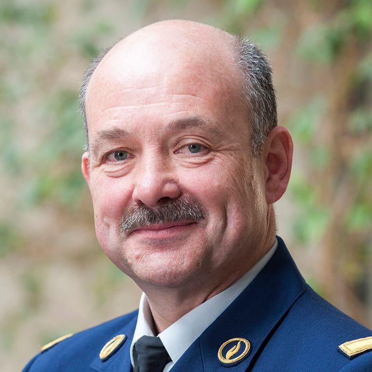 André Desenfants. Beeld DSI - Police/Politie