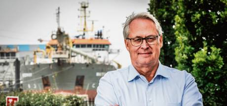 Boskalis-baas over rechttrekken schip in Suezkanaal: 'Avonds zette ik gewoon de aardappelen op tafel'