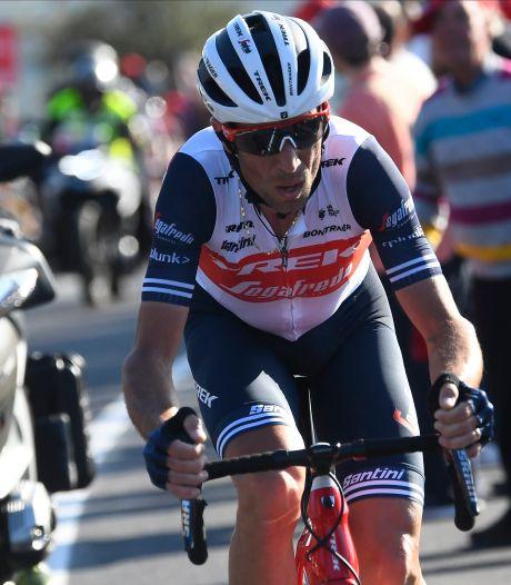 Le Giro plutôt que le Tour pour Vincenzo Nibali